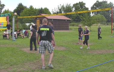 Volleyball Schmarsow 2012